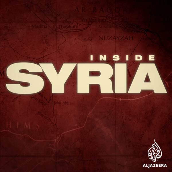 Inside Syria - Audio